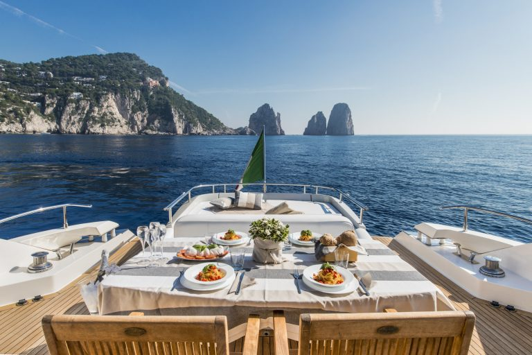 Italy with Class Capri Cruise Yacht