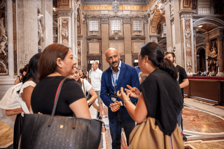 Italy with Class Exclusive Vatican tours