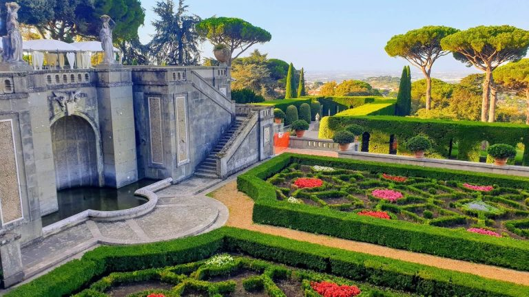 Italy with Class The Papal Estate of Castel Gandolfo (1)