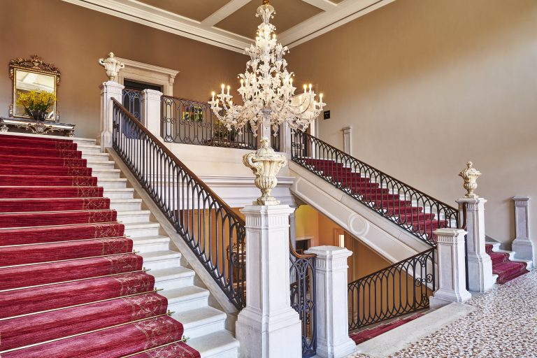 San Clemente Palace Kempinski Building - Imperial Staircases