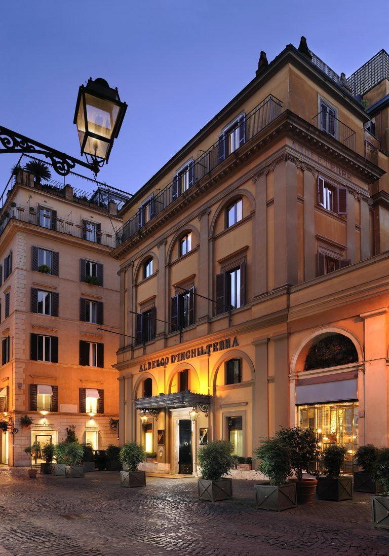 Starhotels Hotel d'Inghilterra