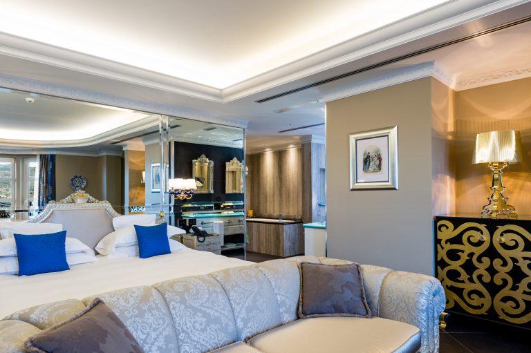 Vila Aminta 29 - Belvedere Suite new layout