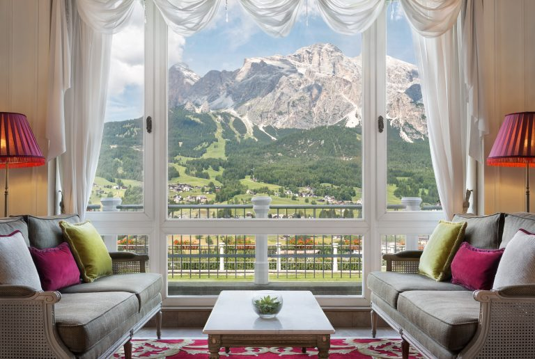 Cristallo, a Luxury Collection Resort & Spa Cristallo Lounge (3)