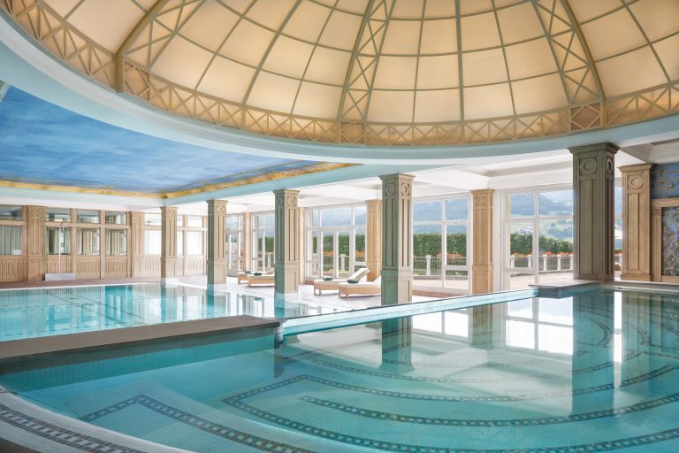 Cristallo, a Luxury Collection Resort & Spa Swimming Pool