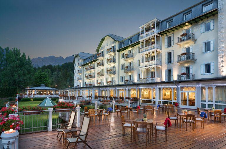 Cristallo, a Luxury Collection Resort & Spa Terrazza