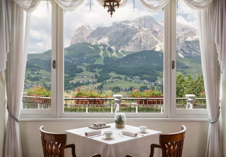 Cristallo, a Luxury Collection Resort & Spa Veranda Restaurant (3)