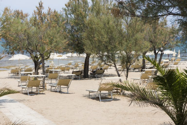 Tamerici Beach Club in Capitolo Monopoli