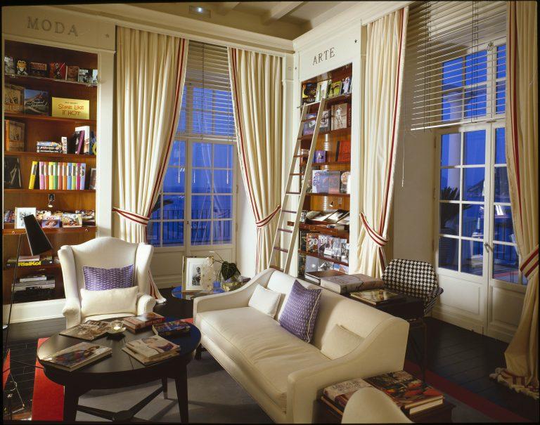 JK Place Capri Library