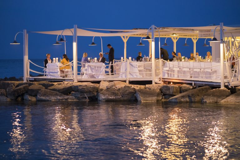 Restaurant Sale Blu at La Peschiera in Monopoli