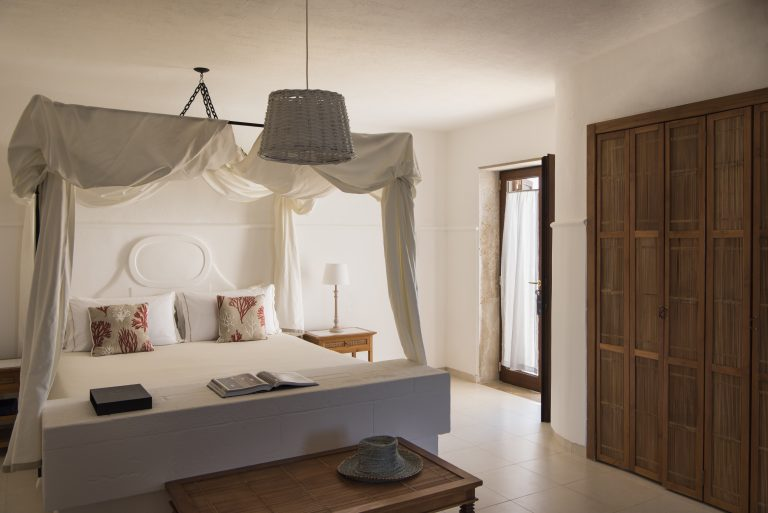 Bedroom 110 at La Peschiera in Monopoli