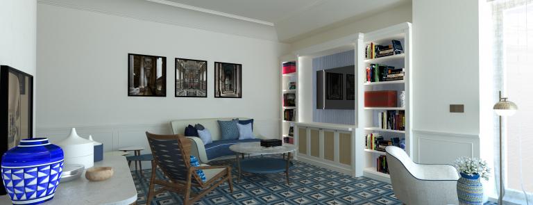 Borgo Santandrea Deluxe Suite 001boiserie