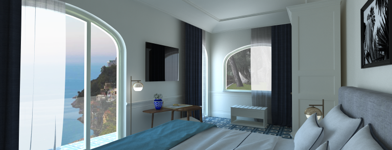 Borgo Santandrea Deluxe Suite Deluxe Suite007c