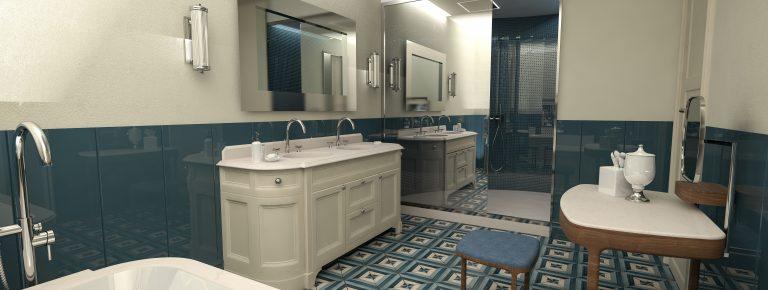 Borgo Santandrea Deluxe Suite bathroom suite 001