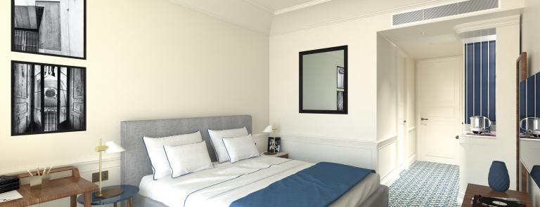 Borgo Santandrea Deluxe room sea view005c