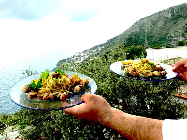 Italy My Way - Cooking with a view