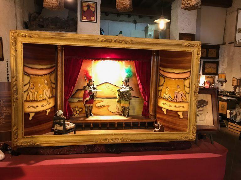 Italy My Way - Sicilian Puppets
