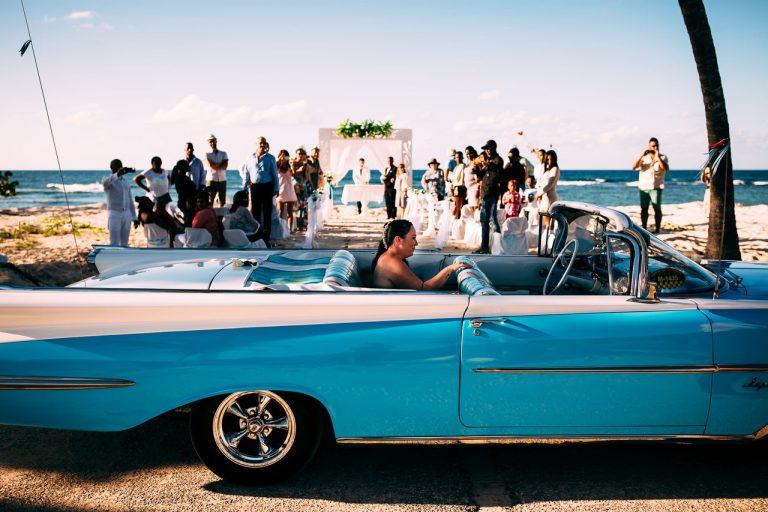 Italy My Way - Wedding on the Beach