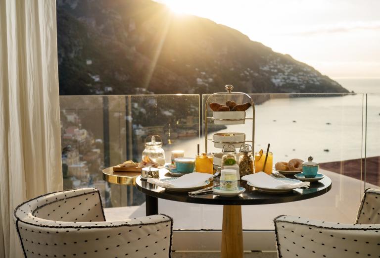 Villa Franca Incanto-Breakfast-HVF