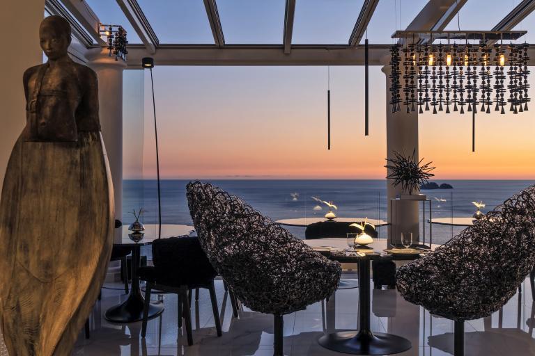 Villa Franca Li-Galli-Restaurant-HVF