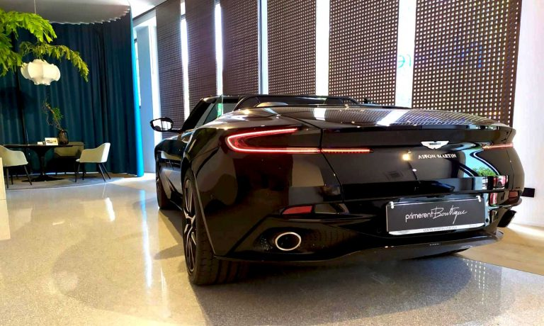Primerent Aston Martin
