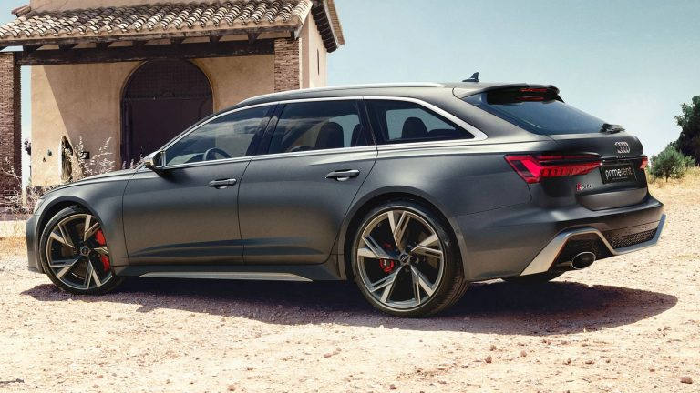 Primerent Audi-RS6