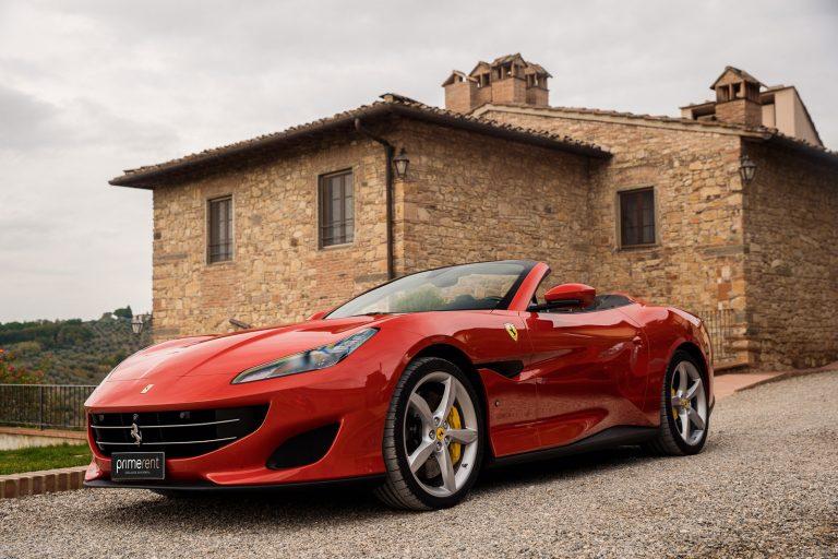 Primerent Ferrari Portofino