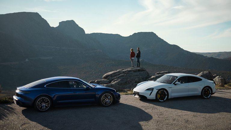 Primerent Porsche-Taycan