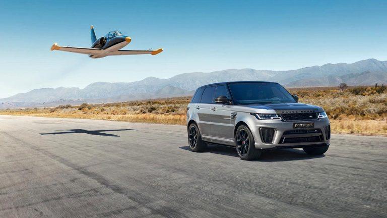 Primerent Range-Rover