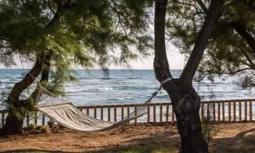 Canne Bianche_Lifestyle Hotel hammock