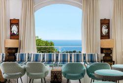 Capri Tiberio Palace Common areas - Jacky Bar Vista