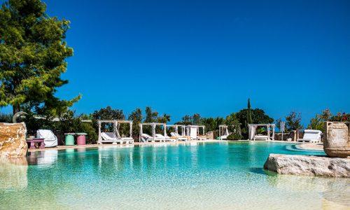 Masseria Montenapoleone Pool
